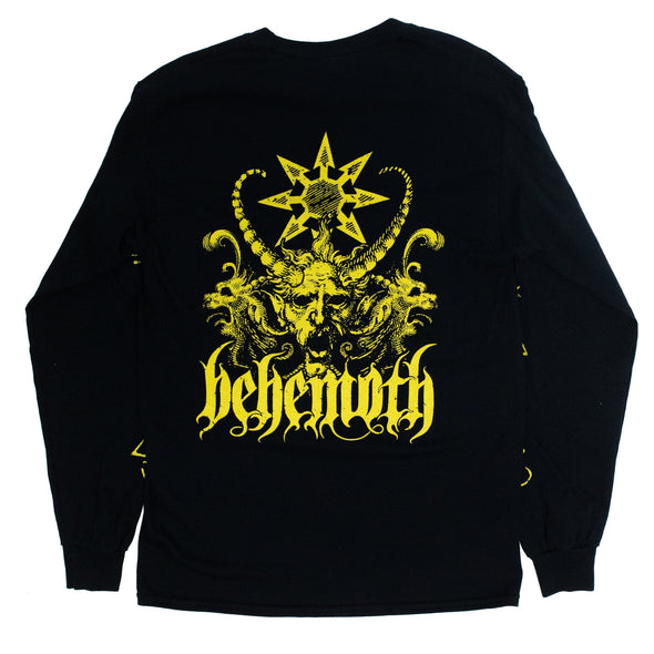 Demon Long Sleeve (Black)