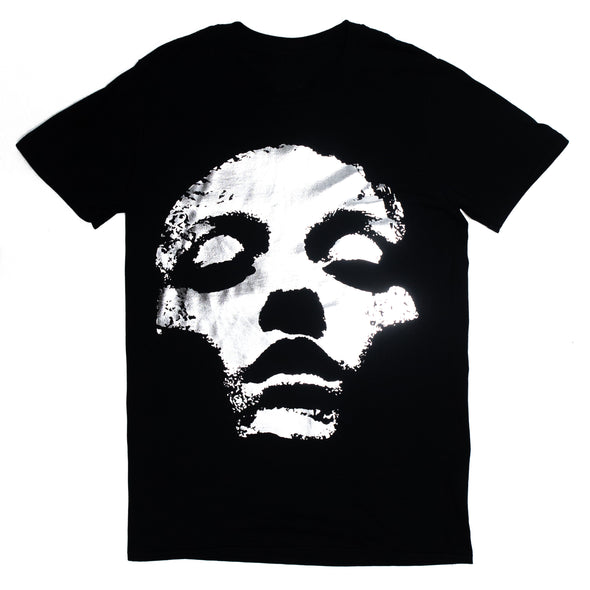 Jane Doe Reflective Foil Tee (Black)