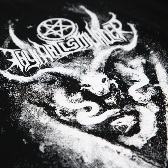 Thy Art Is Murder merch Snake Demon Tee (Black)