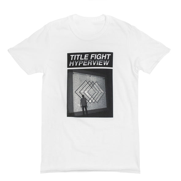 Hyperview Tee (White)