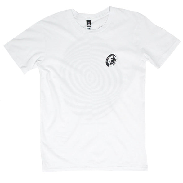 300ba769 Hands Like Houses merch Abstract Oval Tee (White) ...