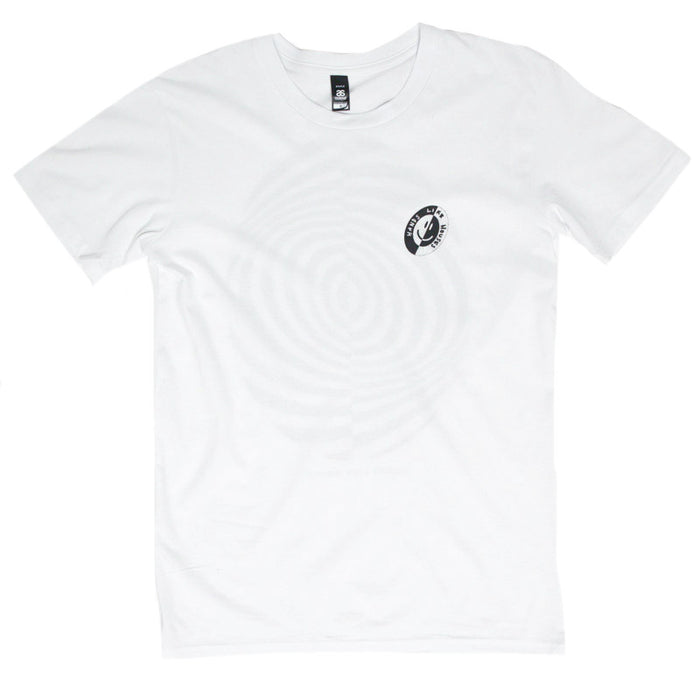 Hands Like Houses merch Abstract Oval Tee (White)
