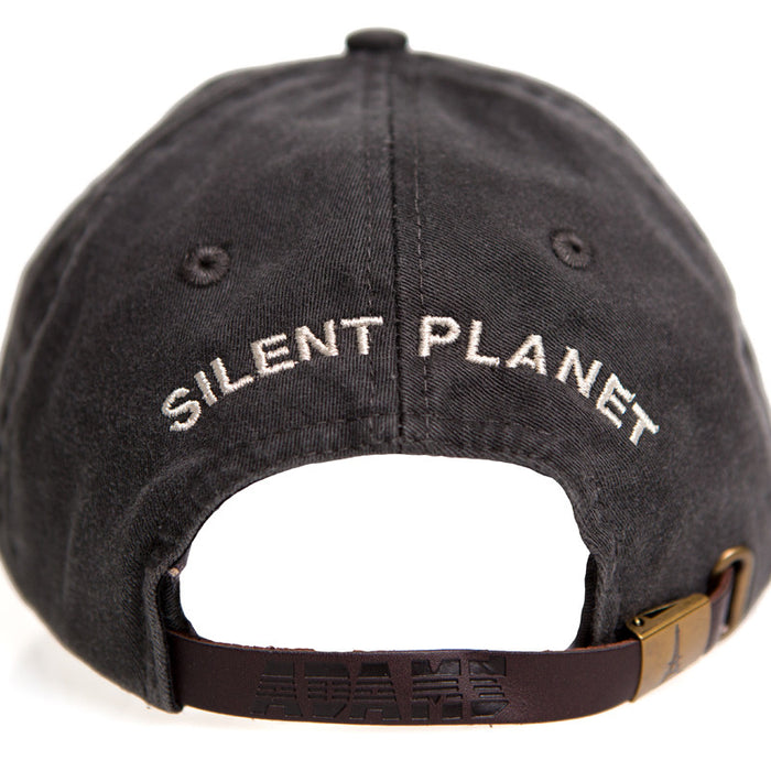 Silent Planet Dad Cap (Faded Black)
