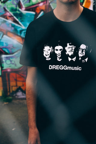 Dregg merch Celebs Tee (Black)