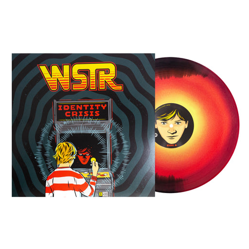 "Identity Crisis 12"" Vinyl (Black, Red and Yellow)"