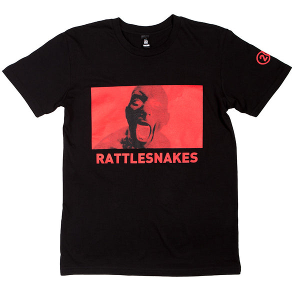 Frank Carter & The Rattlesnakes Official Merch - Rattlesnakes 23 Tee (Black)