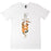 Frank Carter & The Rattlesnakes Official Merch - Skull Sword Tee (White)