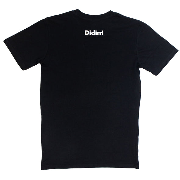 Measurements Tee (Black)
