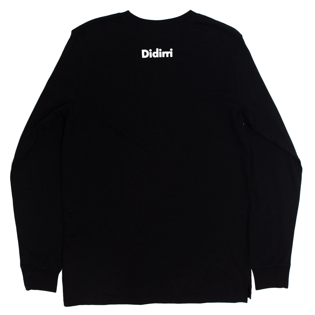 Measurements Long Sleeve (Black)