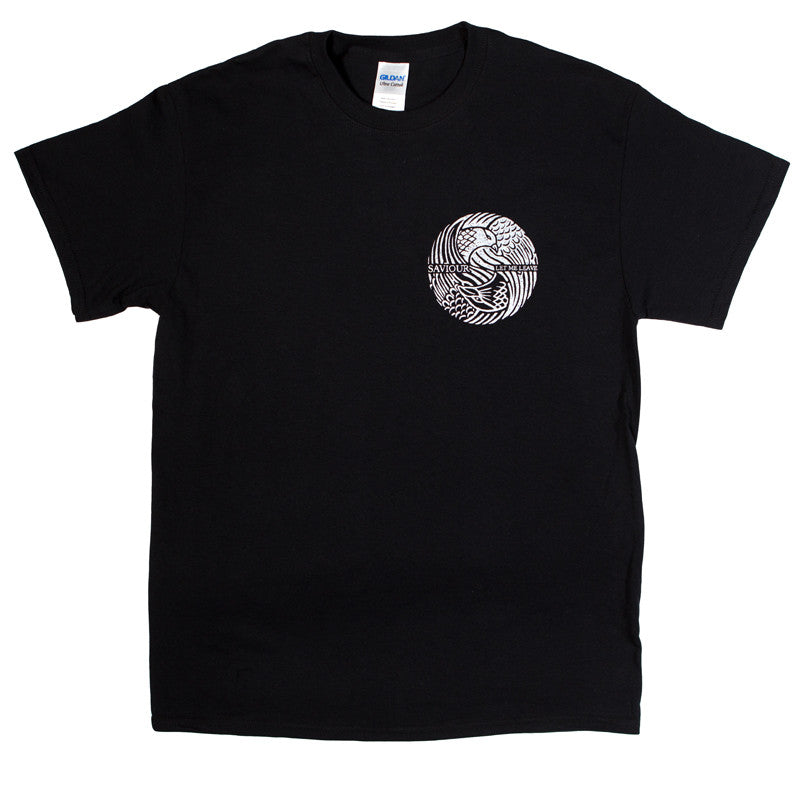 Saviour Official Merch - Birds Tee (Black)