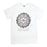 Saviour Official Merch - Mandala Tee (White)