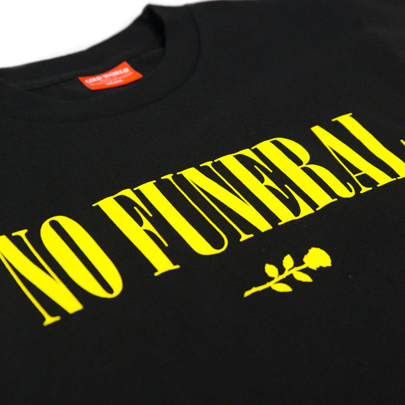 Cold World Supply Co. merch No Funeral (Black)