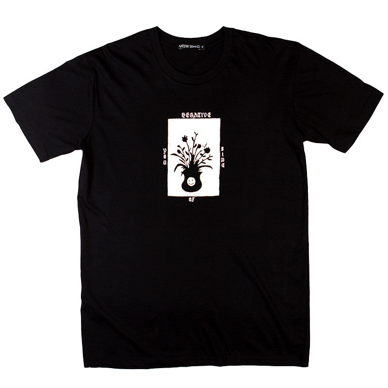 Negative Side Of You Tee - Black