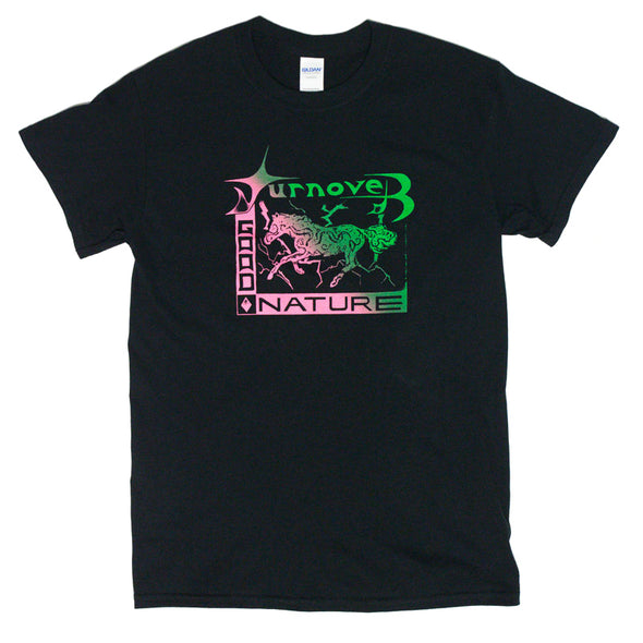 Turnover merch Good Nature Tee (Black)