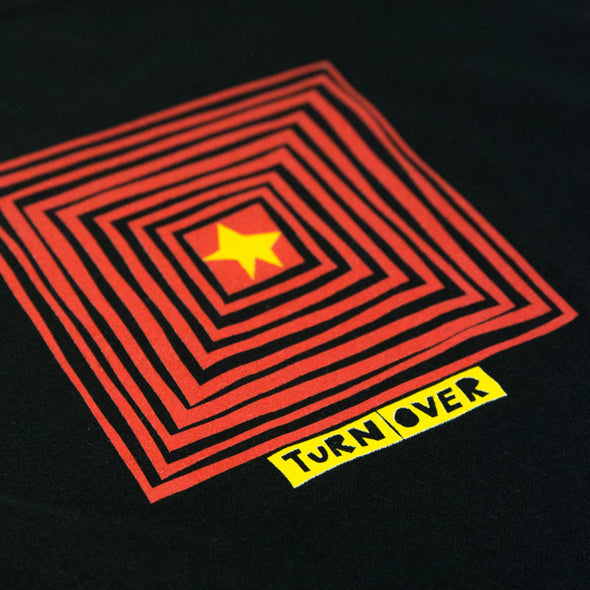 Turnover merch Box Tee (Black)
