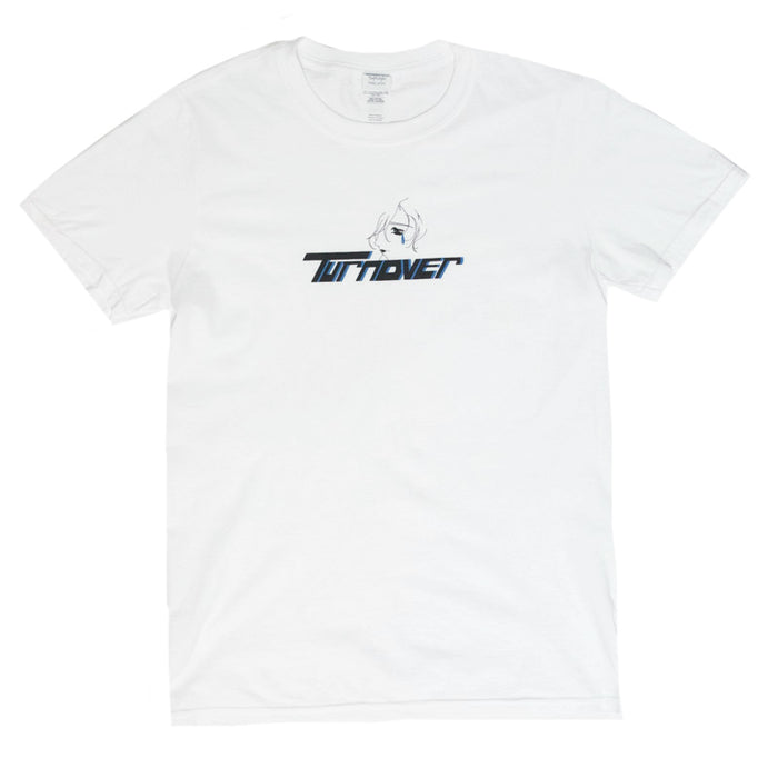Turnover merch Anime Tee (White)