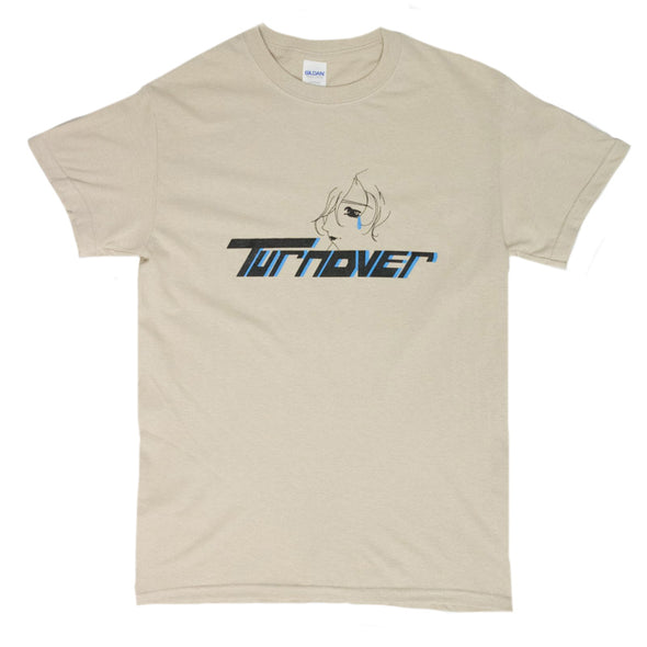 Turnover merch Anime Tee (Beige)