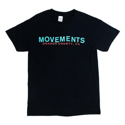 Waves Tee (Black)