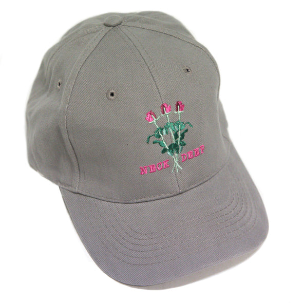 In Bloom Cap (Grey)