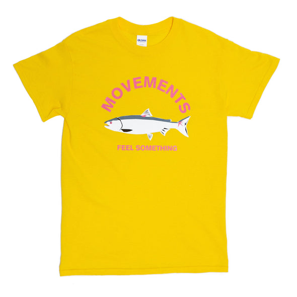 Trout Tee (Yellow)