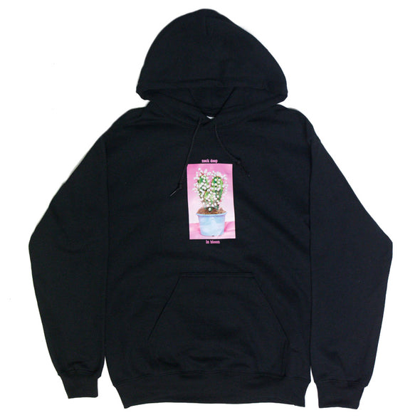 In Bloom Hoodie (Black)