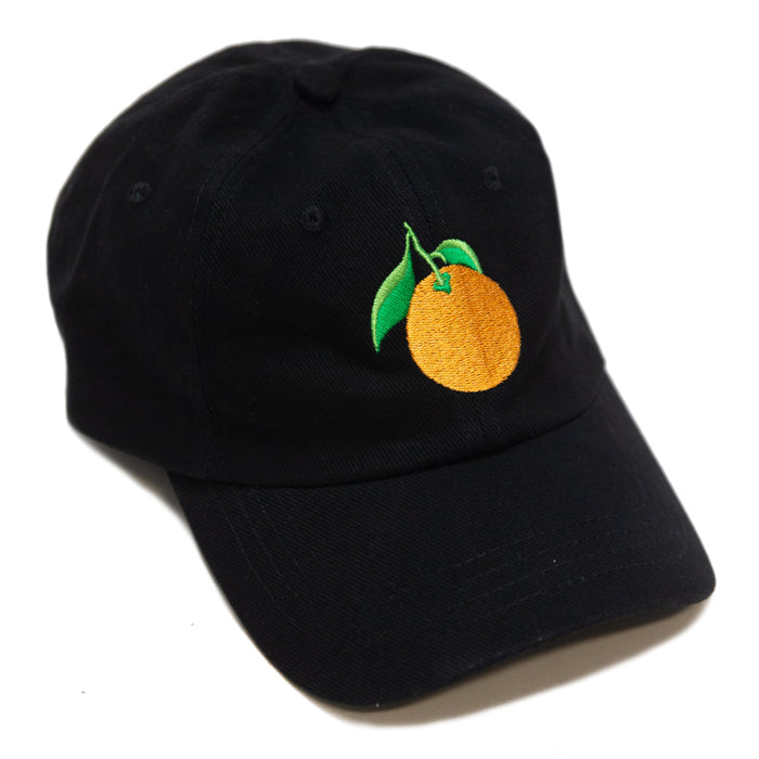 Orange Cap (Black)