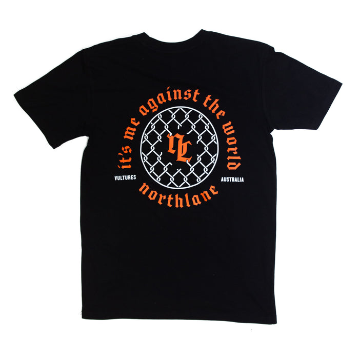 Against The World Tee (Black)