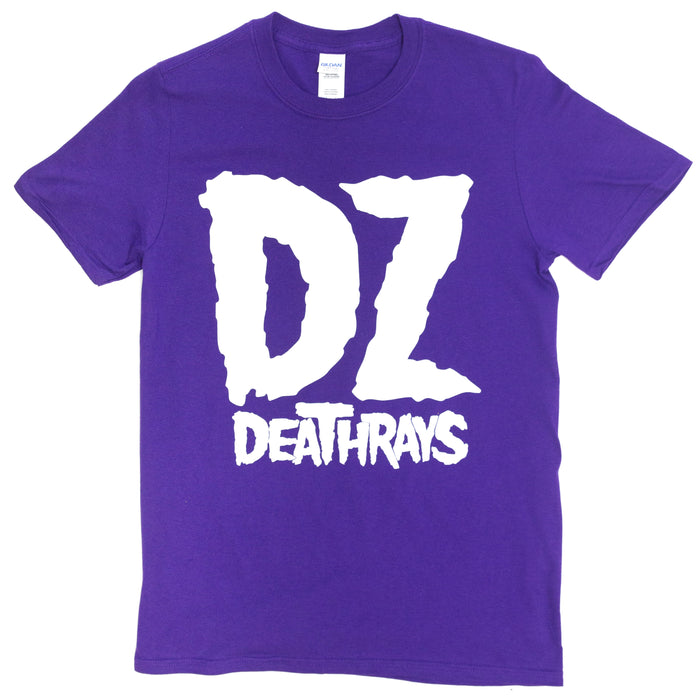 Horror Tee (Purple)