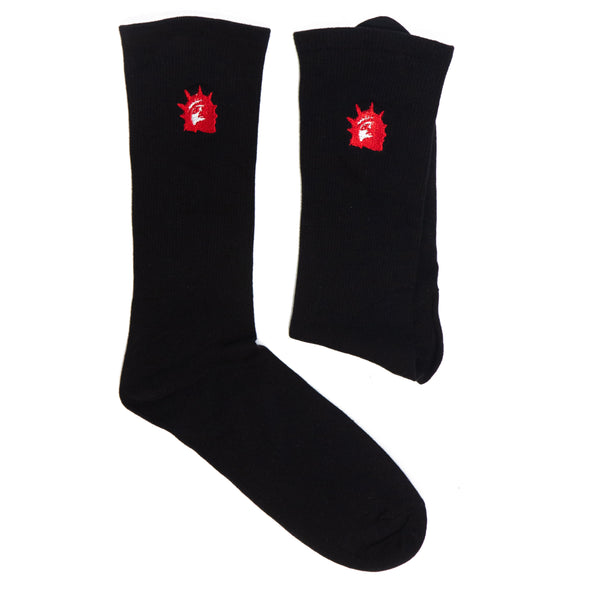Liberty Head Socks (Black)