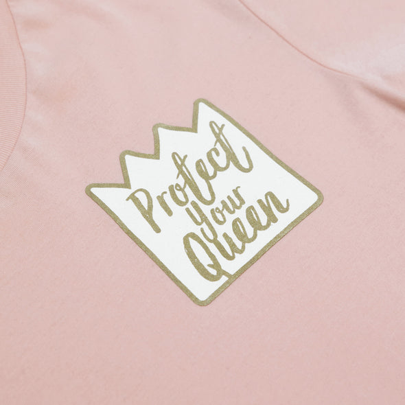 Protect Your Queen Tee (Pink)