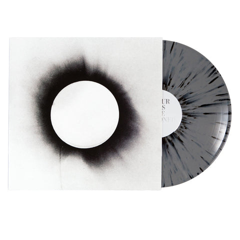 "All Our Gods Have Abandoned Us 12"" Vinyl (Grey with Heavy Black Splatter)"