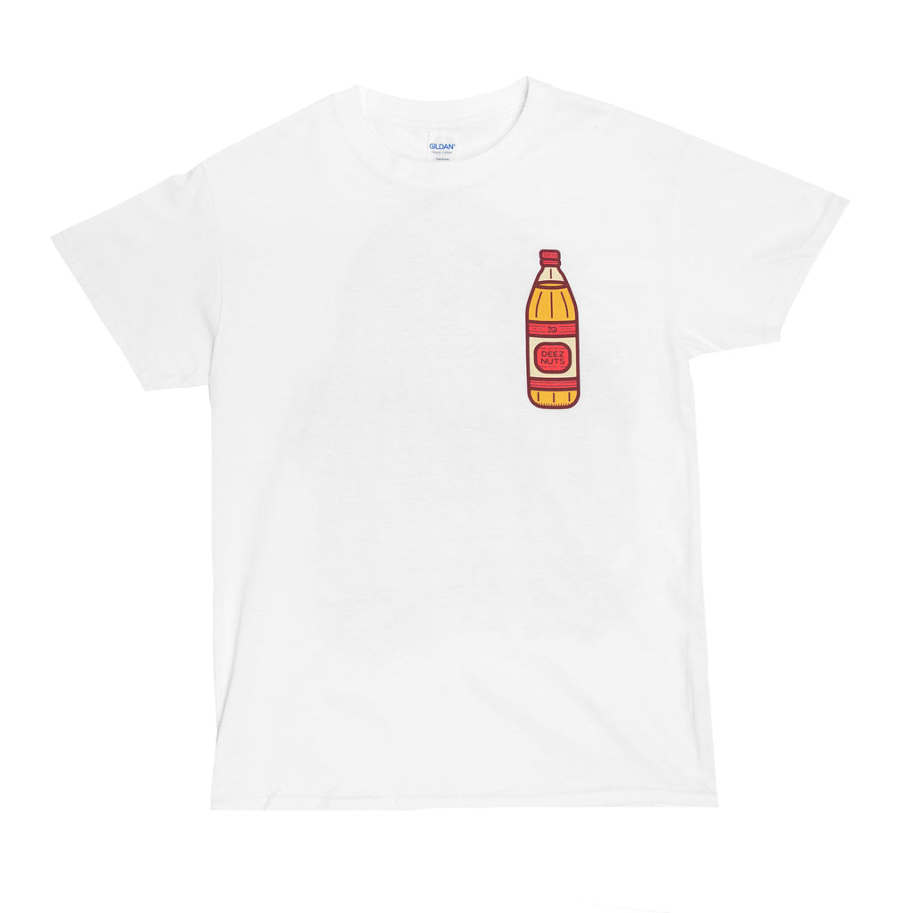 40s Bottle Tee (White)