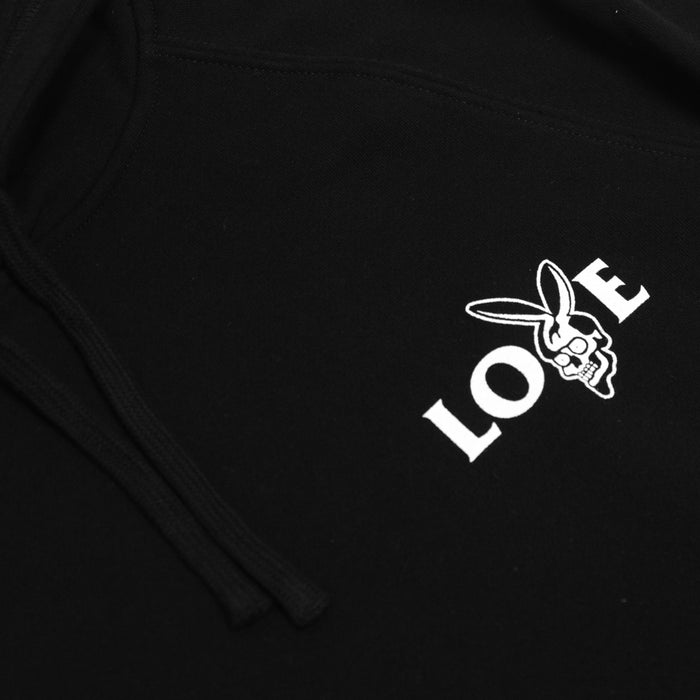 Only One Hoodie (Black)