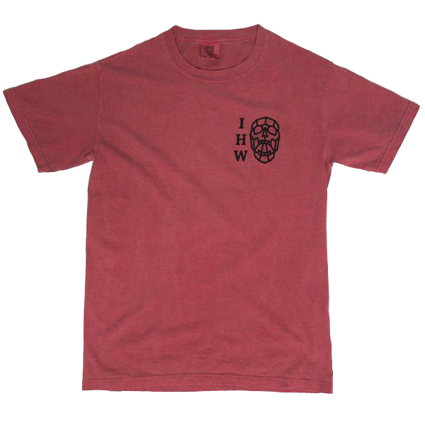 Nightmare Catcher Tee (Red Acid Wash)