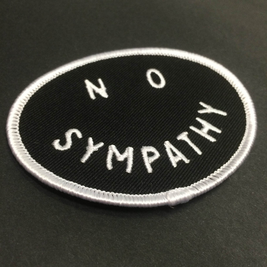 No Sympathy Patch