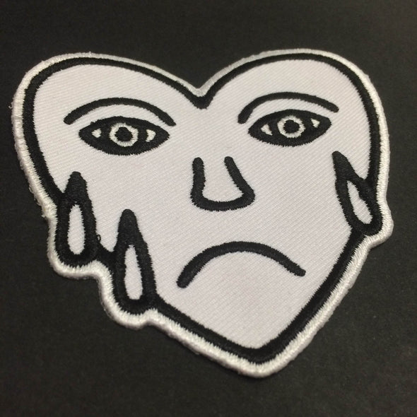 Sad Heart Patch