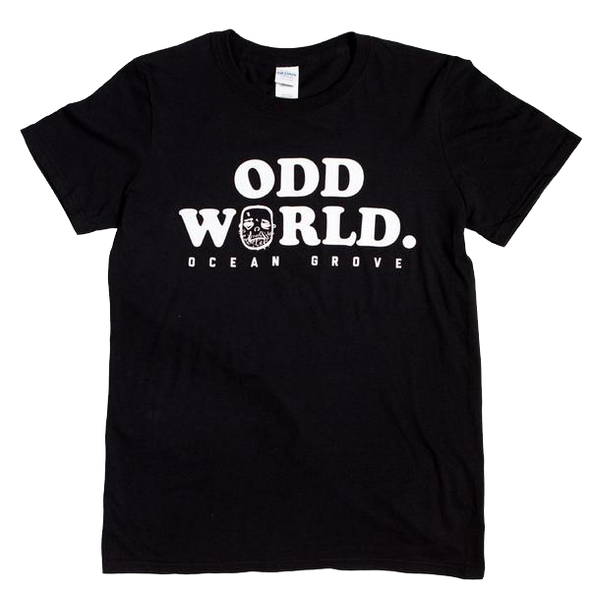 Odd World Tee (Black)