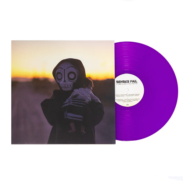 "If There Is Light, It Will Find You 12"" Vinyl (Neon Purple)"