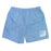 Split Beach Shorts (Blue)