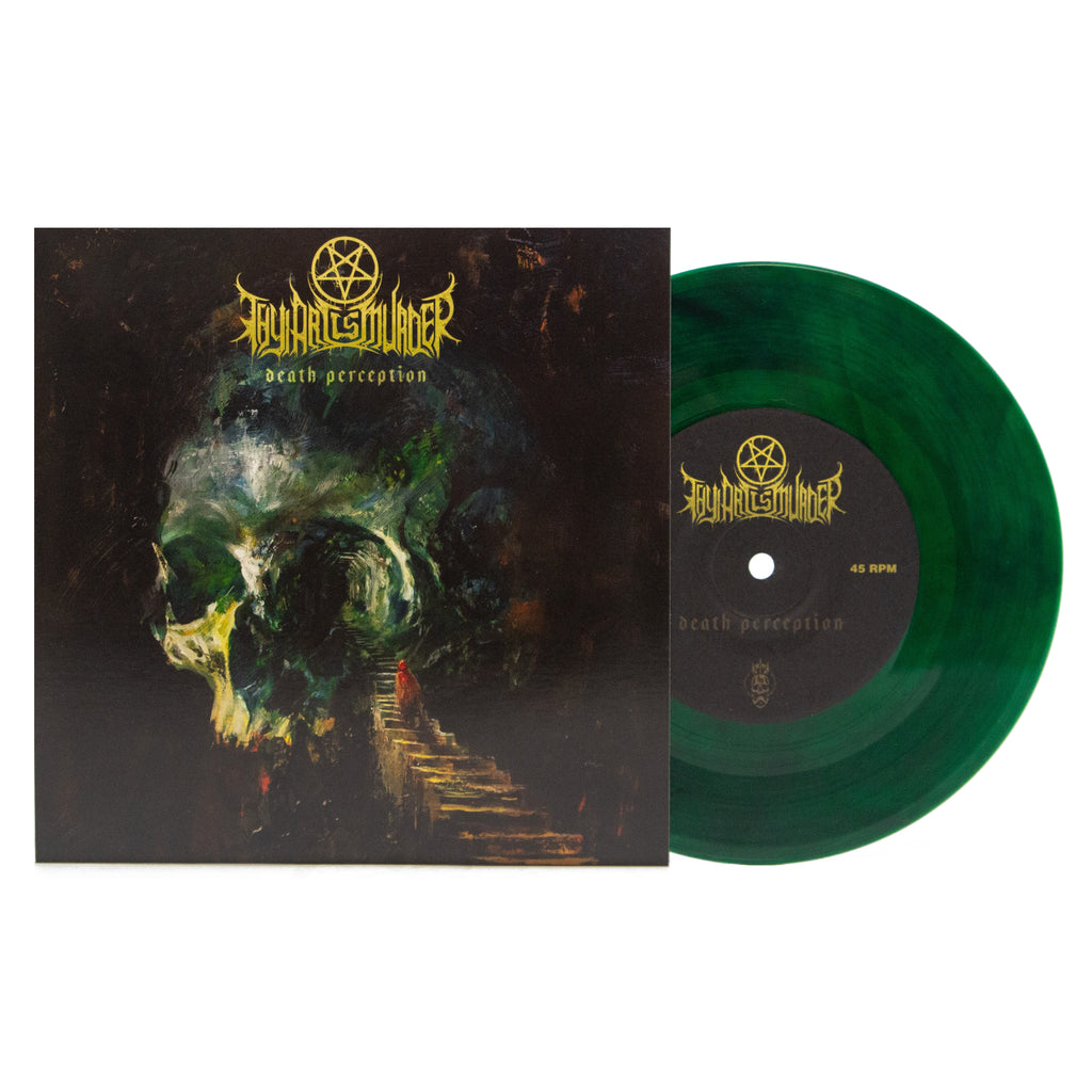 "Death Perception 7"" (Green)"