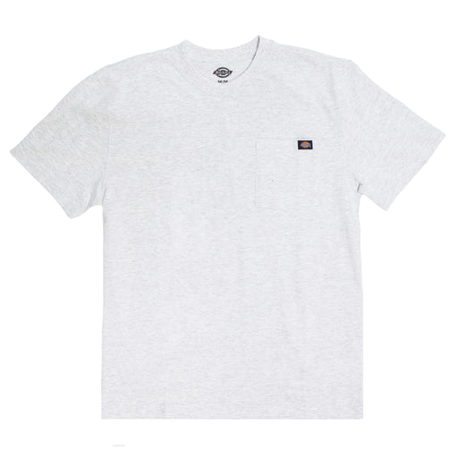 Heavyweight Crew Tee (Ash Grey)