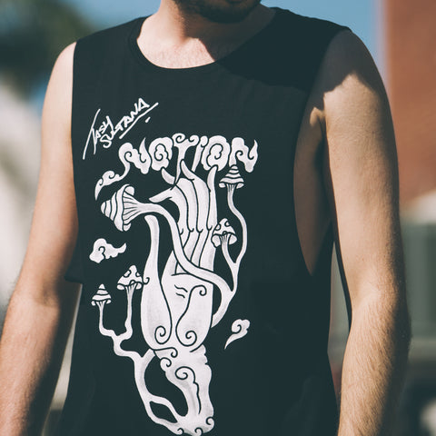 Notion Sleeveless (Black)