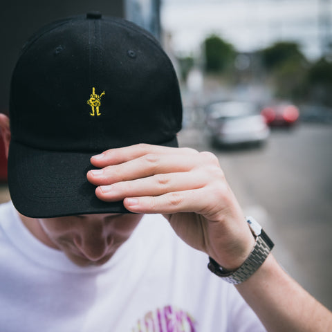 Noise Complaints Cap (Black)