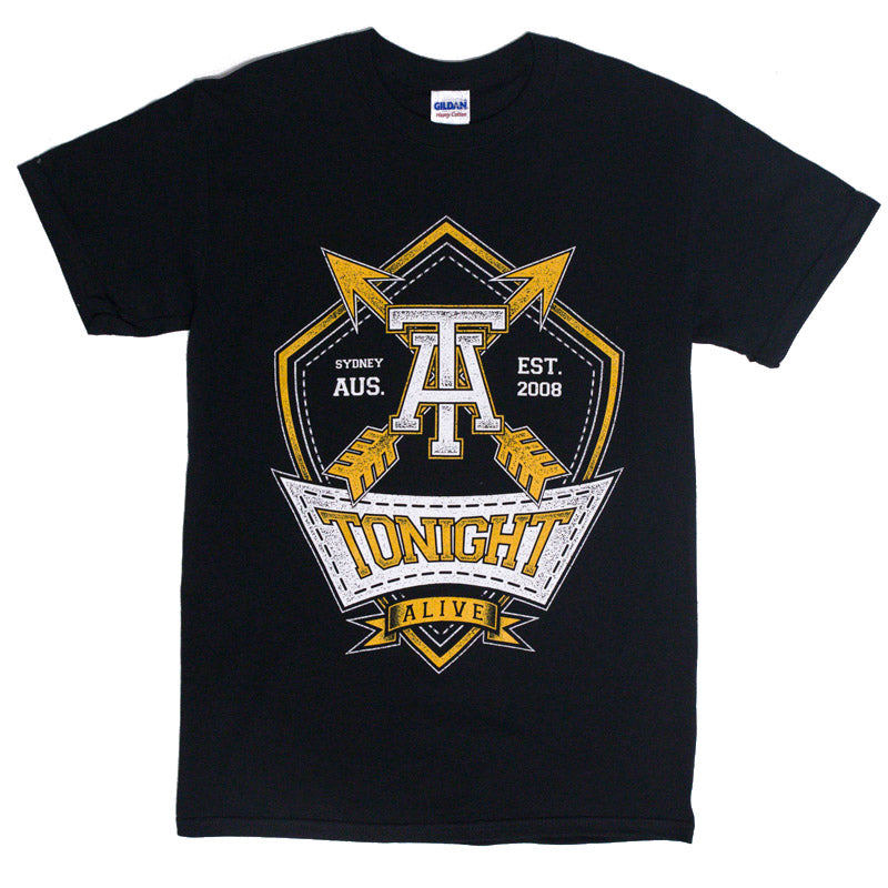 Arrows Tee (Black)
