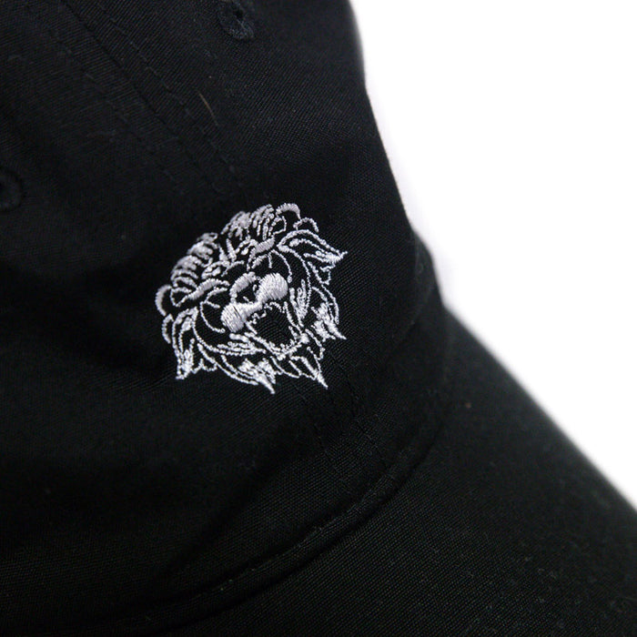 Lion Cap (Black)