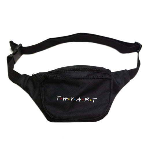 Friends Bum Bag (Black)
