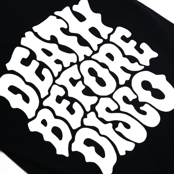 Death Before Disco Tee (Black)