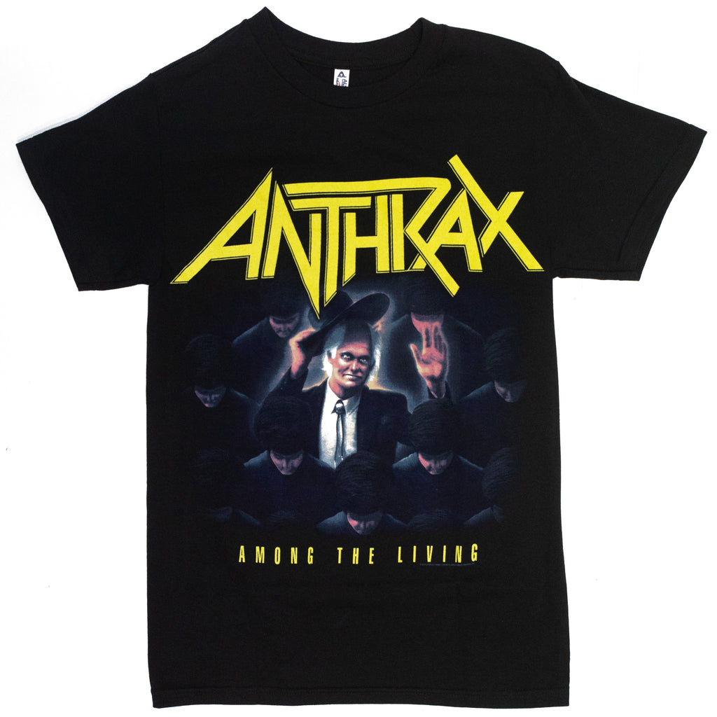 Among The Living Tee (Black)