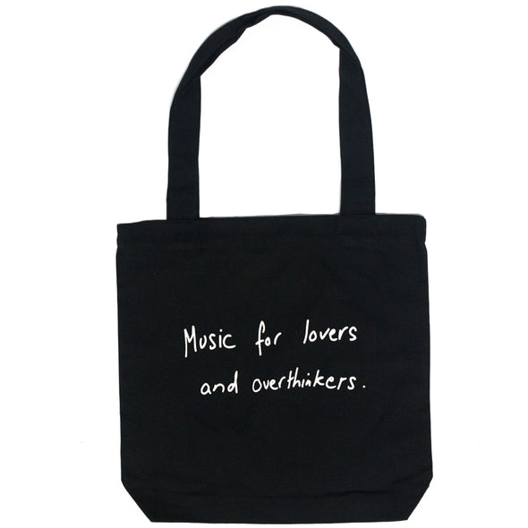 Last Night Tote Bag (Black)