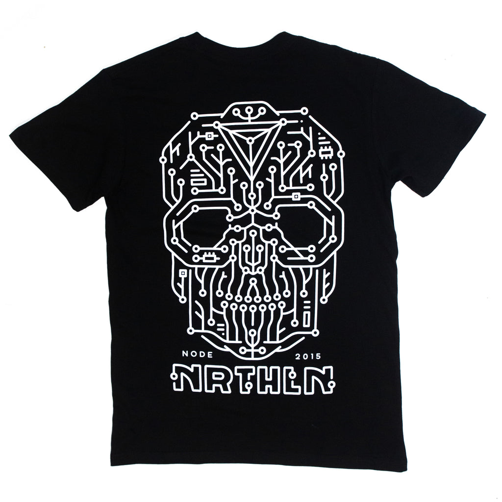 Node Heritage Tee (Black)